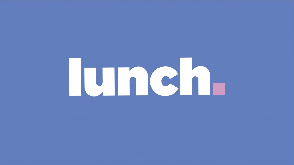 lunch series titlecard